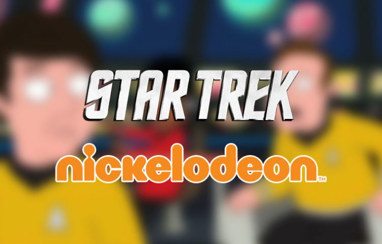 Nickelodeon's New Animated Star Trek Series Gets Greenlit