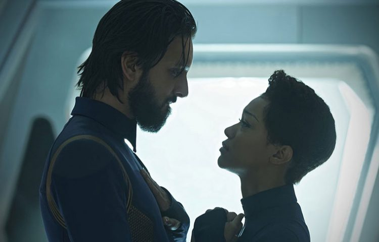"9 Images & Trailer for STAR TREK: DISCOVERY Episode 213 ""Such Sweet Sorrow"""
