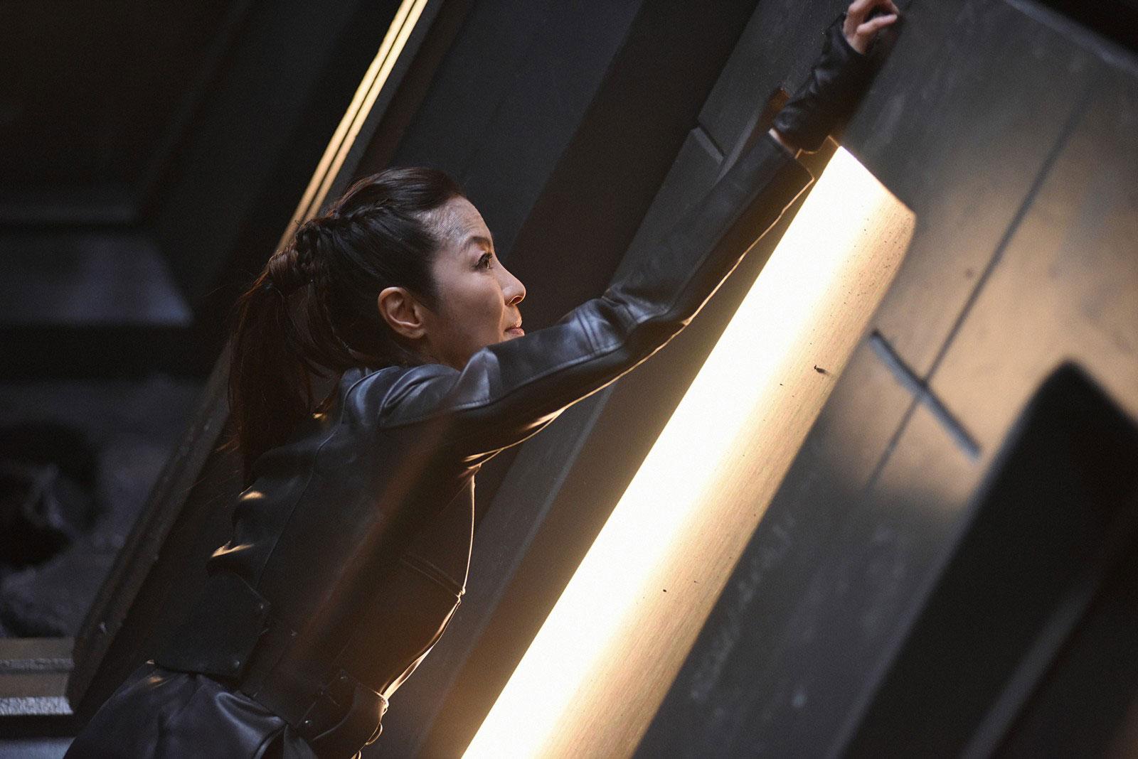Michelle Yeoh as Philippa Georgiou