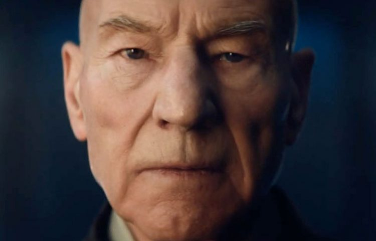 Watch Patrick Stewart return as Picard in this new 'Star Trek' trailer