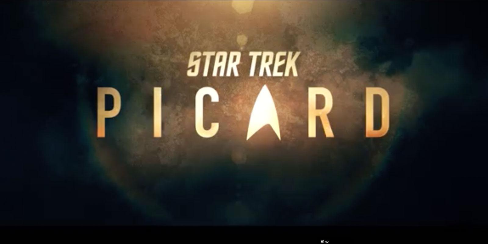 Star Trek: Picard logo