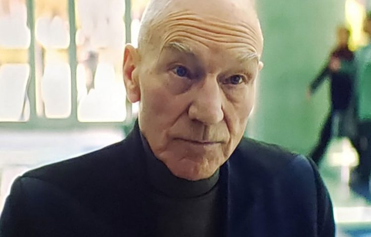 Star Trek Picard series title confirmed, logo and first image revealed