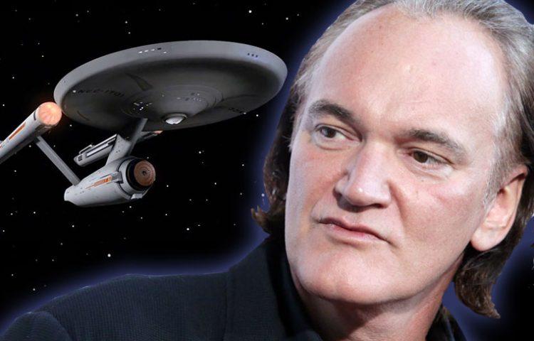 """Tarantino's Star Trek Film Still a """"Very Big Possibility"""""""