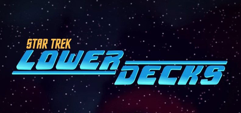 Star Trek: Lower Decks logo