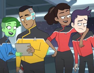 Comic-Con Offers First Look at STAR TREK: LOWER DECKS