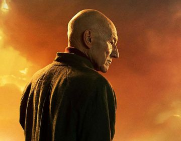 First STAR TREK: PICARD Key Art Revealed