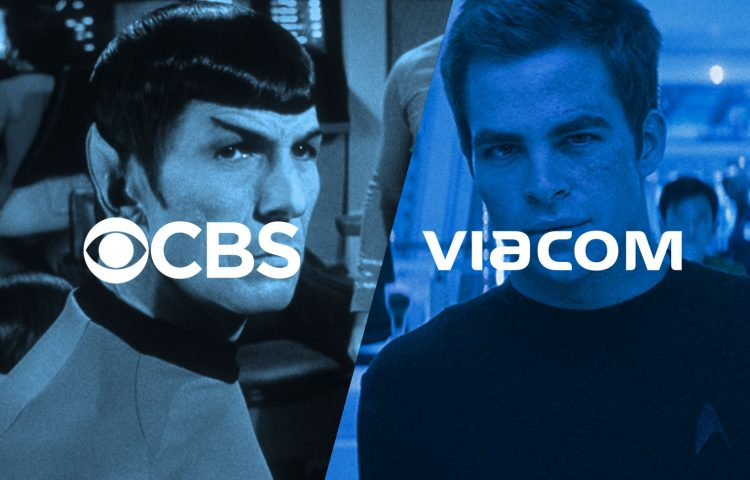 CBS and Viacom to reunite in massive merger
