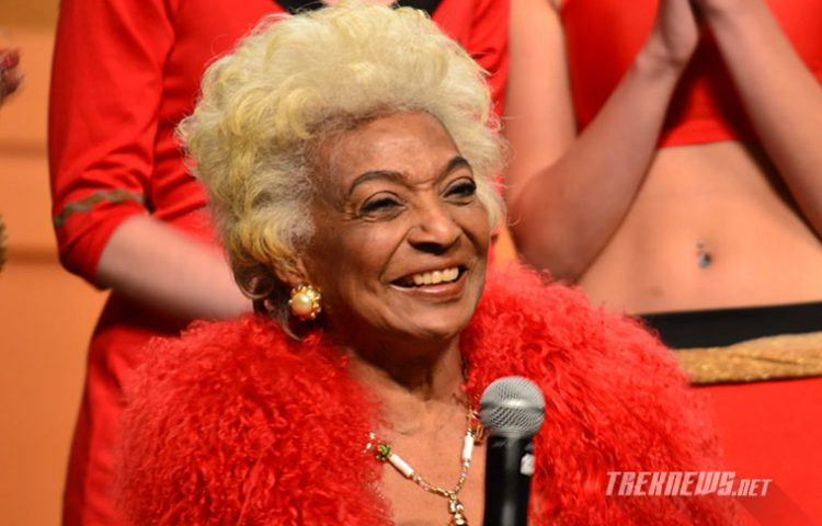 Details on Nichelle Nichols' Farewell Celebration
