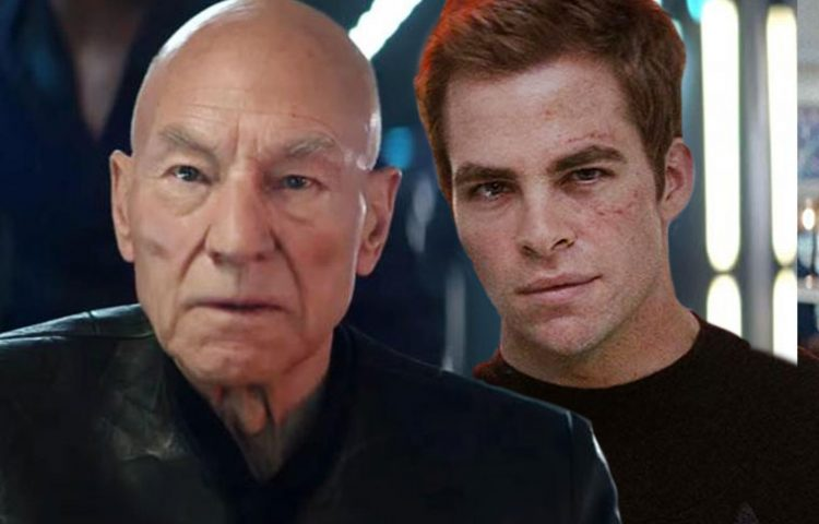 New Star Trek: Picard Prequels, Kelvin Timeline Books Announced