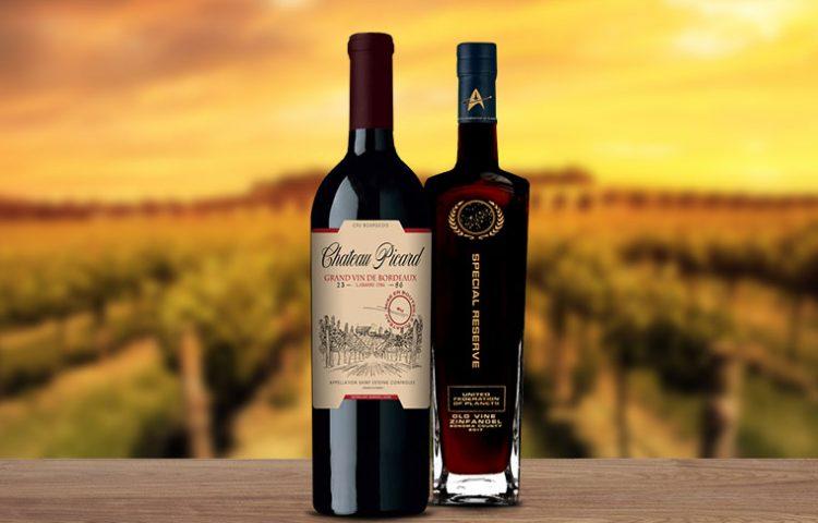 Star Trek-Themed Wines Make Debut at STLV