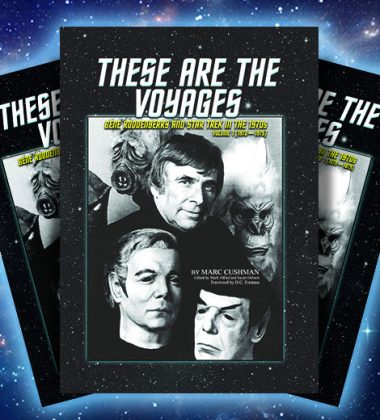 "[REVIEW] ""These Are the Voyages"" Offers an Exhaustive Look at Star Trek in the '70s"