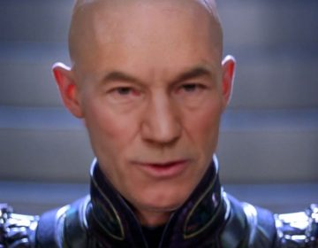 WATCH: What if Patrick Stewart played Shinzon in Nemesis?