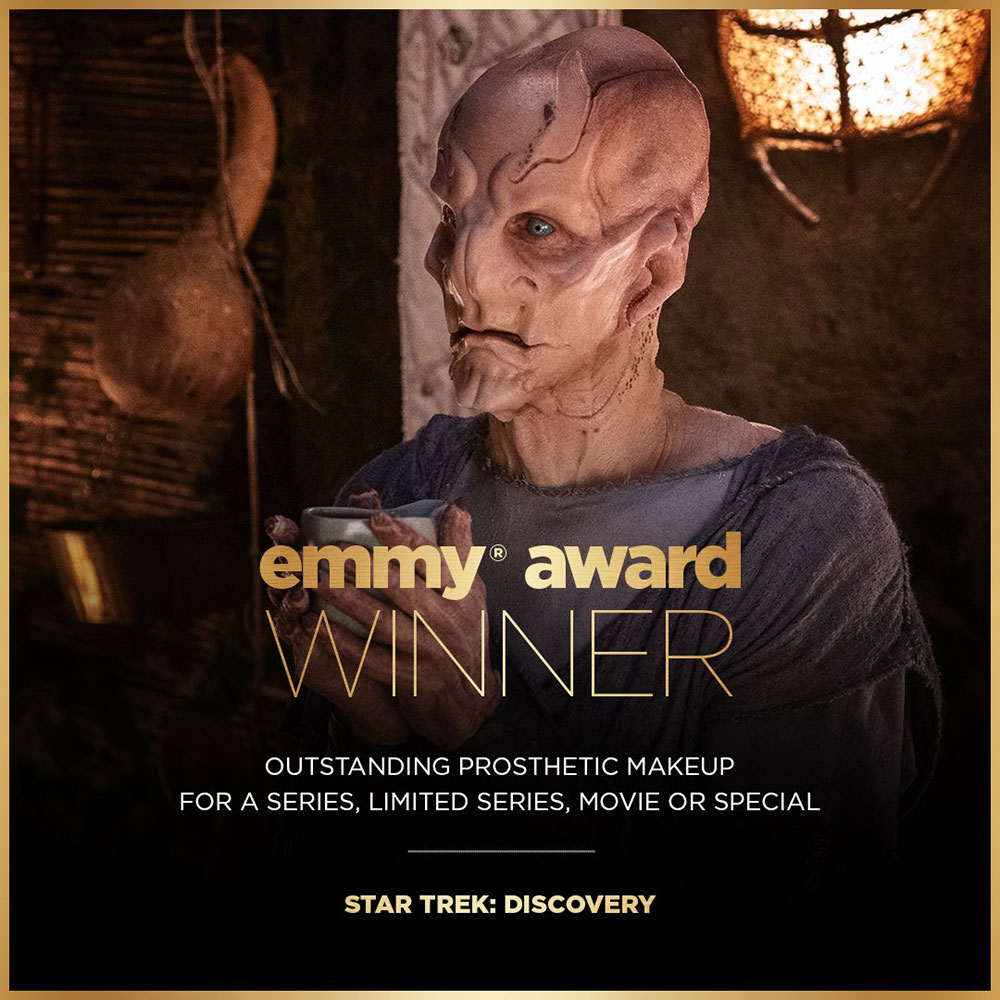 Emmy Award Winner: Star Trek: Discovery