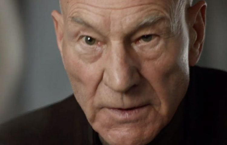 'Star Trek: Picard' debuts January 23rd, 2020