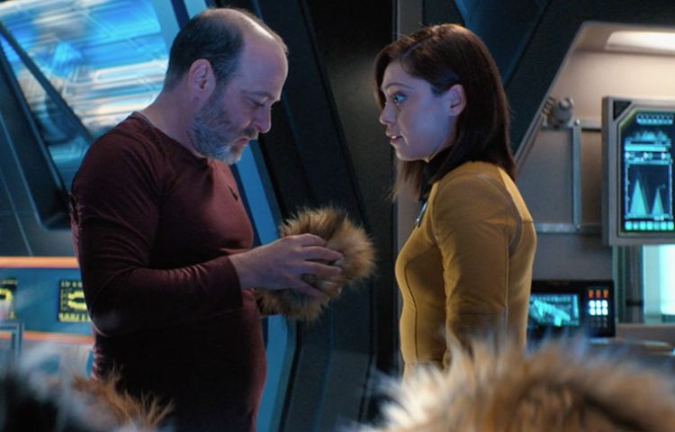 """[REVIEW] STAR TREK: SHORT TREKS """"The Trouble with Edward"""": Want Tribbles? This Is How You Get Tribbles."""