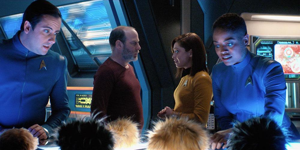 "Star Trek: Short Treks ""The Trouble with Edward"""