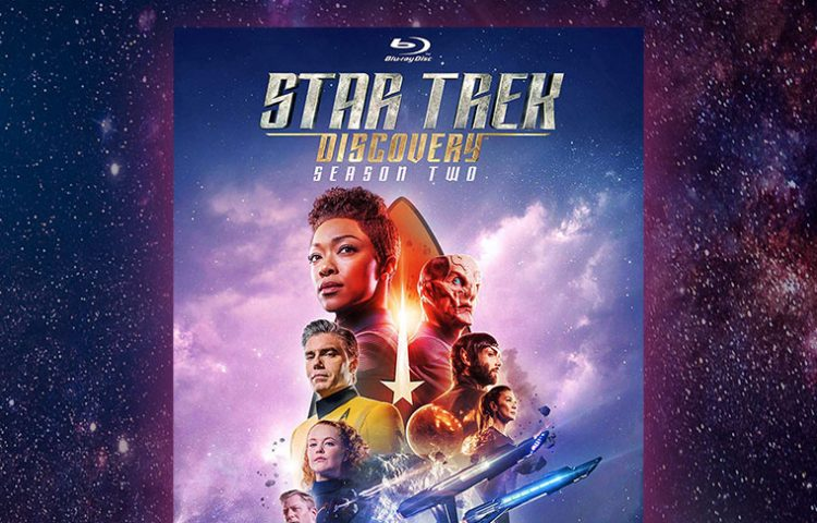 [REVIEW] STAR TREK: DISCOVERY Season Two Blu-ray: A Gift-Worthy Package, With Minor Faults
