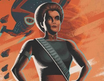 "[REVIEW] Janeway is the Mirror Universe's Pirate Queen in STAR TREK: VOYAGER ""Mirrors & Smoke"""