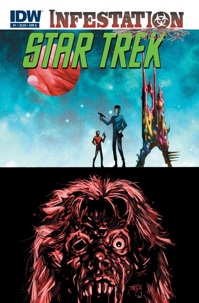 Star Trek Infestation #1