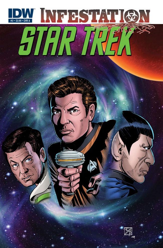Star Trek Infestation #2