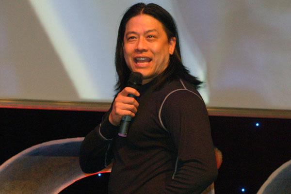 Garrett Wang at FedCon XX