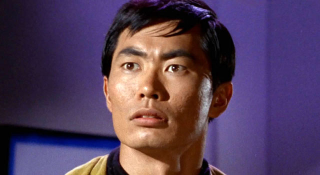 Happy Birthday, George Takei
