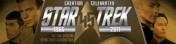 Star Trek's 45th Anniversary