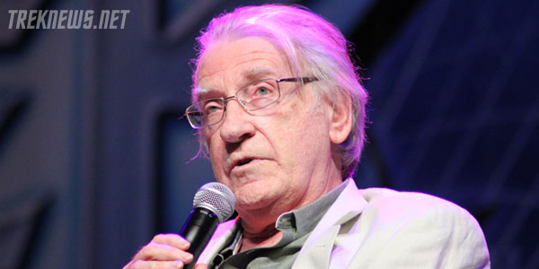 David Warner on stage at STLV 2011