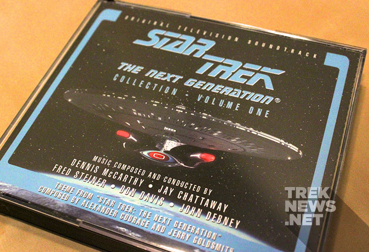 Star Trek: The Next Generation Music Collection Vol. 1