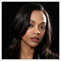 Zoe Saldana Talks Hollywood & Racism