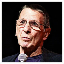 Chicago Star Trek Convention with Leonard Nimoy