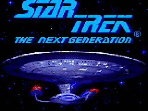 SEGA Star Trek TNG