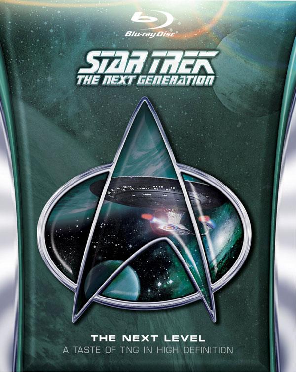 TNG Blu-Ray sampler cover art