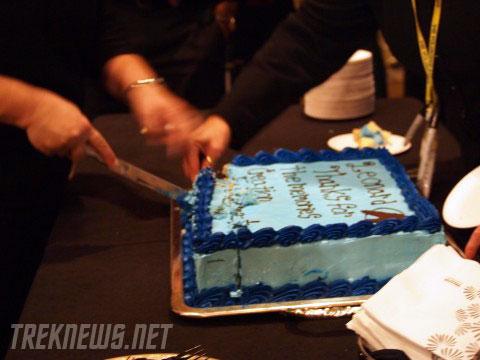 Nimoy's Cake