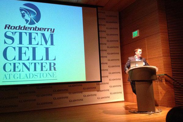 Rod Roddenberry Stem Cell Center