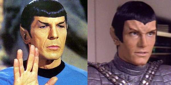Vulcan & Romulan