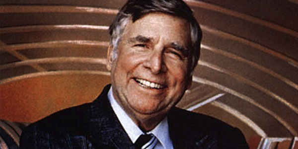 Star Trek creator, Gene Roddenberry