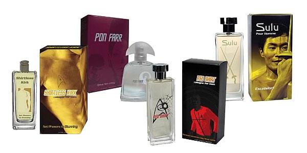 Star Trek Fragrances