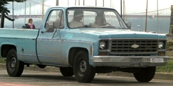 Star Trek IV 1976 Chevrolet Truck