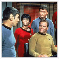 The Voyage of Star Trek