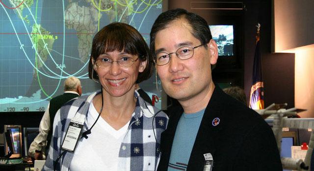 Mike & Denise Okuda