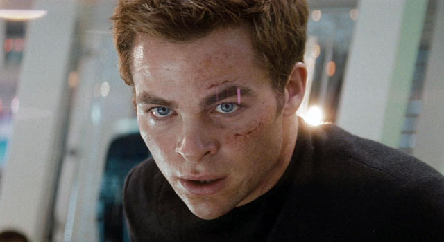 Chris Pine on Star Trek 2