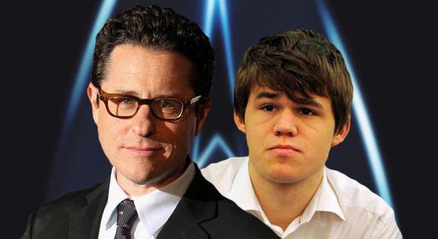 JJ Abrams Wanted Chess Champion Magnus Carlsen for Star Trek Sequel