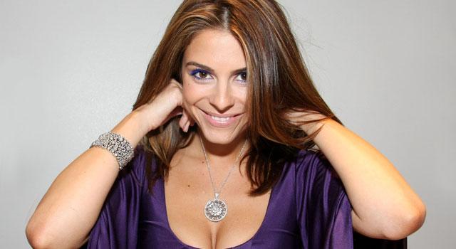 Celebrity Star Trek Fan: Maria Menounos