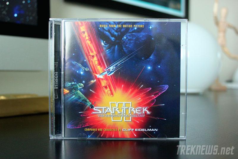 Star Trek VI - Expanded Soundtrack