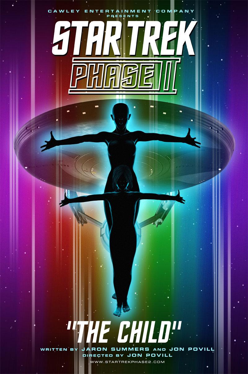 "Star Trek Phase 2: ""The Child"""