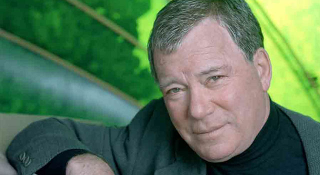Shatner Dines with His Millionth Twitter Follower
