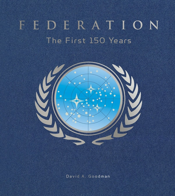 Star Trek Federation: The First 150 Years Cover