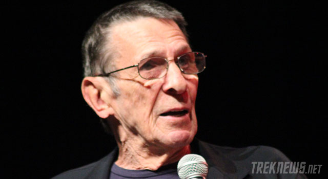 Leonard Nimoy Addresses Health Concerns