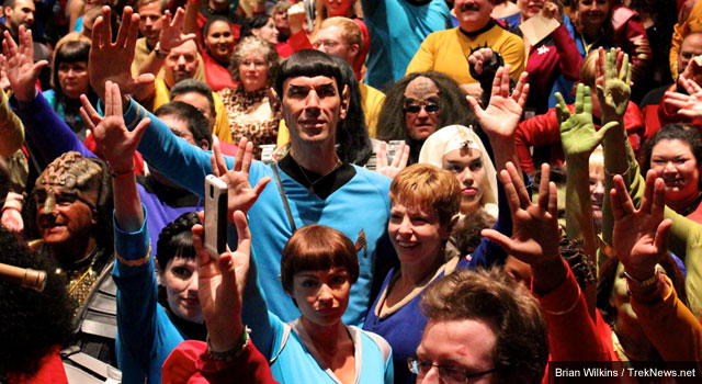 First Guests Announced For 2014 Las Vegas Star Trek Convention